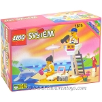 LEGO Town Sets: Paradisa 1815 Paradisa Lifeguard NEW *Rough Shape*
