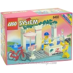 LEGO Town Sets: Paradisa 6402 Sidewalk Cafe NEW
