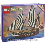 LEGO Pirates Sets: 6286 Skull's Eye Schooner NEW *Rough Shape*