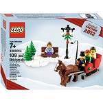 LEGO Seasonal Sets: Holiday 3300014 2012 Christmas Set NEW