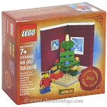 LEGO Seasonal Sets: Holiday 3300020 2011 Holiday Set 1 of 2 NEW