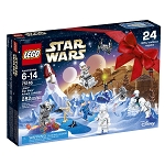LEGO Star Wars Sets: 75146 Star Wars Advent Calendar NEW *Damaged Box*