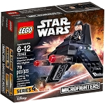 LEGO Star Wars Sets: 75163 Krennic's Imperial Shuttle NEW