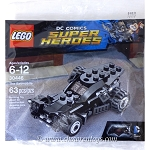 LEGO Super Hereos Sets: DC Comics 30446 The Batmobile NEW