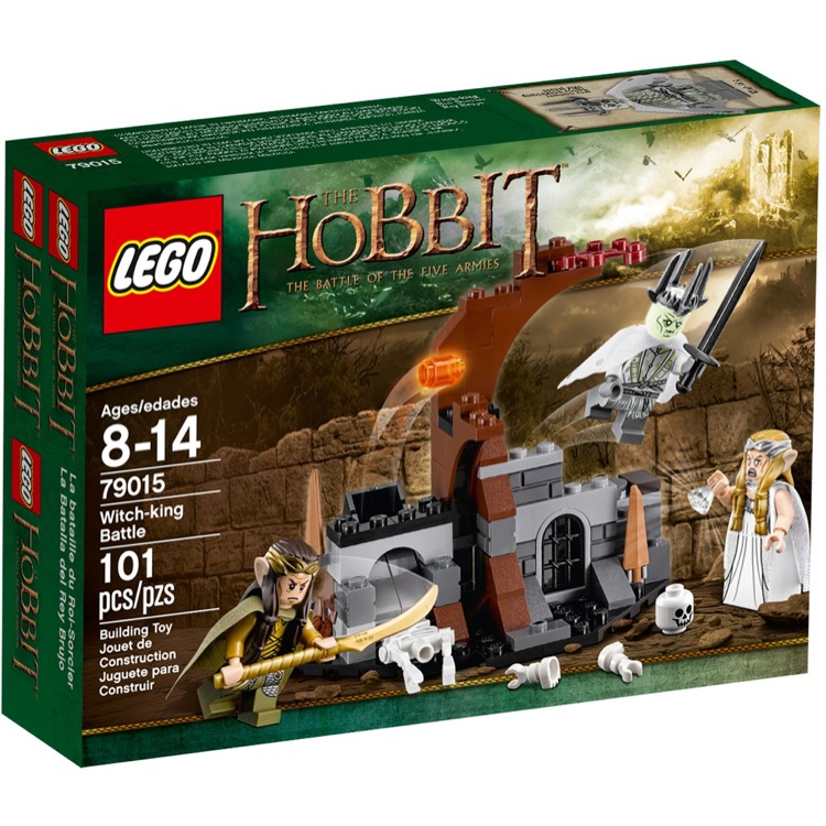 LEGO The Hobbit Sets: 79015 Witch-king Battle NEW