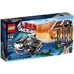 LEGO The LEGO Movie Sets: 70802 Bad Cop's Pursuit NEW