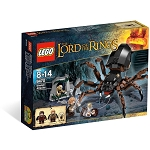 LEGO Lord of the Rings Sets: 9470 Shelob Attacks NEW