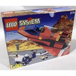 LEGO Town Sets: Airline Promotional 2774 Red Tiger NEW *Rough Shape*