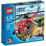 LEGO Town Sets: City 60010 Fire Helicopter NEW