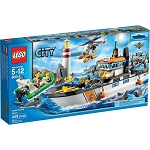 LEGO Town Sets: City 60014 Coast Guard Patrol NEW *Damaged Box*