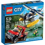 LEGO Town Sets: City 60070 Water Plane Chase NEW