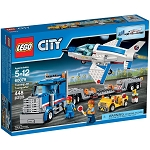 LEGO Town Sets: City 60079 Training Jet Transporter NEW