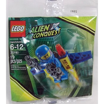 LEGO Alien Conquest Sets: 30141 Jetpack NEW