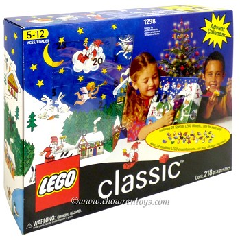 LEGO Basic Sets: 1298 Basic Advent Calendar NEW