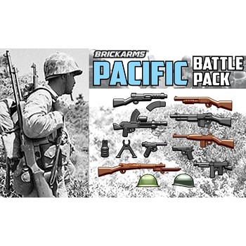 BrickArms: Pacific Battle Pack