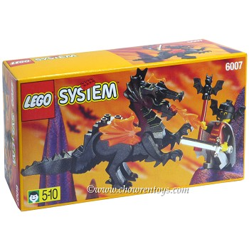 LEGO Castle Sets: Fright Knights 6007 Bat Lord NEW