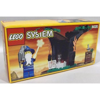LEGO Castle Sets: Dragon Masters 6020 Magic Shop NEW
