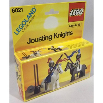 LEGO Castle Sets: LEGOLAND Castle 6021 Jousting Knights NEW
