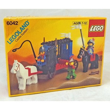 LEGO Castle Sets: Crusaders 6042 Dungeon Hunters NEW