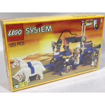 LEGO Castle Sets: Royal Knights 6044 King's Carriage NEW