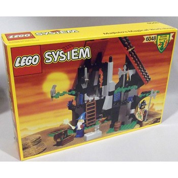 LEGO Castle Sets: Dragon Masters 6048 Majisto's Magical Workshop NEW