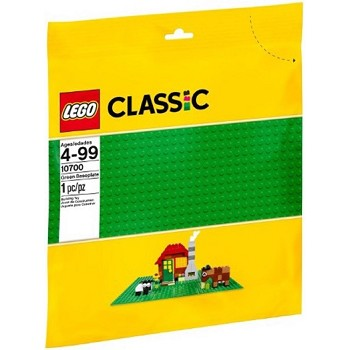 LEGO Classic Sets: 10700 Green Baseplate NEW