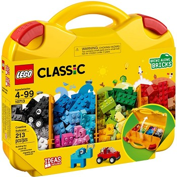 LEGO Classic Sets: 10713 Creative Suitcase NEW
