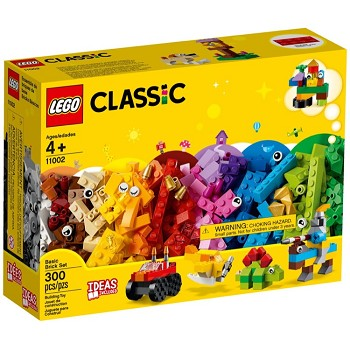 LEGO Classic Sets: 11002 Basic Brick Set  NEW