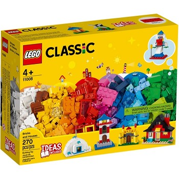 LEGO Classic Sets: 11008 Bricks and Houses NEW