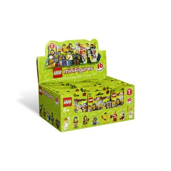 LEGO Collectible Minifigures: 8803 Series 3 (Sealed Box of 60) NEW