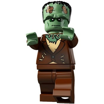 LEGO Collectible Minifigures: 8804 Series 4 The Monster NEW