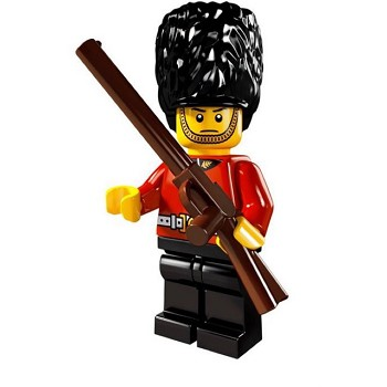 LEGO Collectible Minifigures: 8805 Series 5 Royal Guard NEW