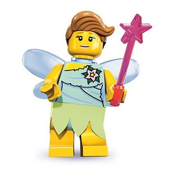 LEGO Collectible Minifigures: 8833 Series 8 Fairy NEW