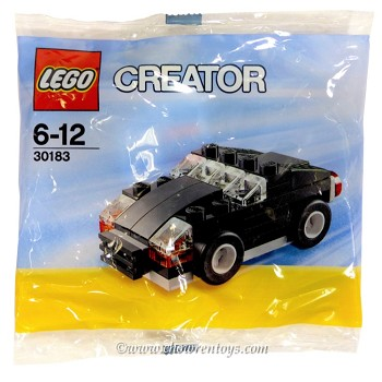 LEGO Creator Sets: 30183 Little Car NEW
