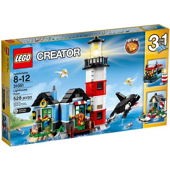 LEGO Creator Sets: 31051 Cape Lighthouse NEW