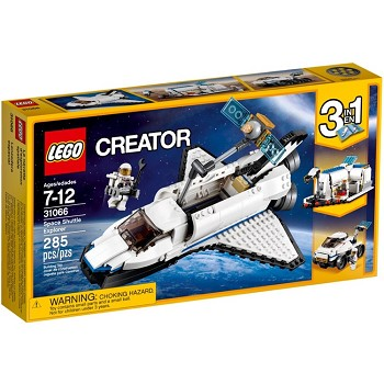 LEGO Creator Sets: 31066 Space Shuttle Explorer NEW
