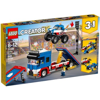 LEGO Creator Sets: 31085 Mobile Stunt Show NEW