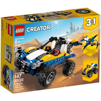 LEGO Creator Sets: 31087 Dune Buggy NEW