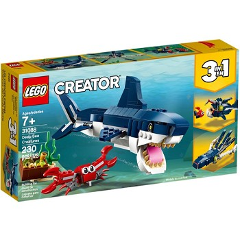 LEGO Creator Sets: 31088 Deep Sea Creatures NEW