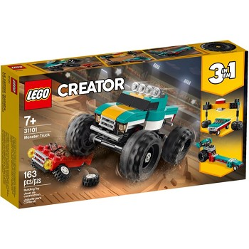 LEGO Creator Sets: 31101 Monster Truck NEW