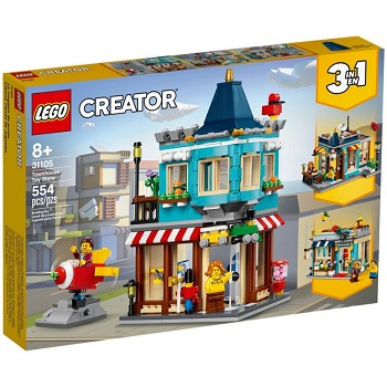 LEGO Creator Sets: 31105 Townhouse Toy Store NEW