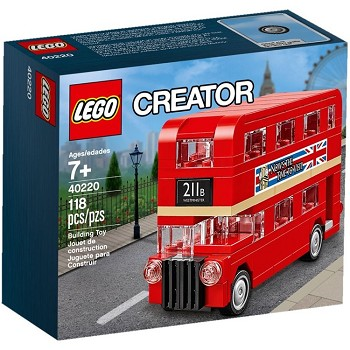LEGO Creator Sets: 40220 London Bus NEW