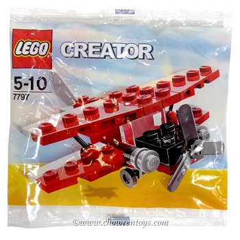LEGO Creator Sets: 7797 Bi-Plane NEW