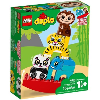LEGO DUPLO Sets: 10884 My First Balancing Animals NEW