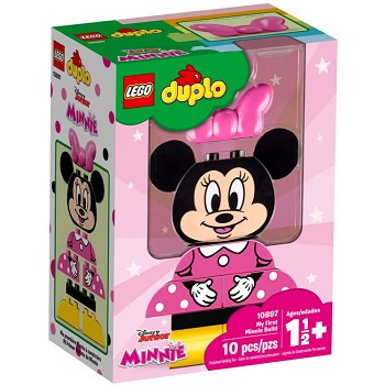LEGO DUPLO Sets: 10897 My First Minnie Build NEW