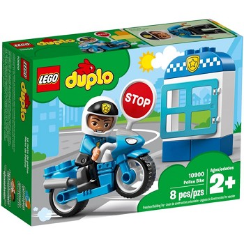 LEGO DUPLO Sets: 10900 Police Bike NEW