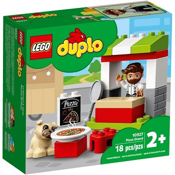 LEGO DUPLO Sets: 10927 Pizza Stand NEW