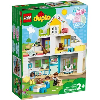 LEGO DUPLO Sets: 10929 Modular Playhouse NEW