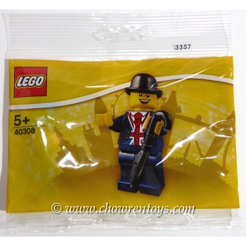 LEGO Exclusives Sets: 40308 Lester NEW