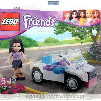 LEGO Friends Sets: 30103 Car NEW